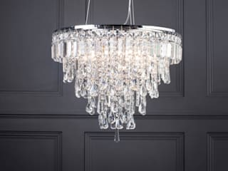Marquis by Waterford Lighting Range from Litecraft Litecraft BathroomLighting Metallic/Silver