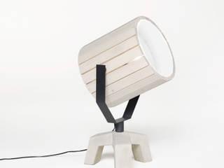Barrel Lamp:   door Nieuwe Heren, Industrieel