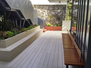 AYTÜL TEMİZ LANDSCAPE DESIGN Modern garden