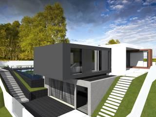 Projeto Diamante: Casas  por Magnific Home Lda