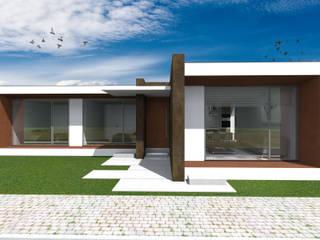 minimalistische Huizen door Magnific Home Lda