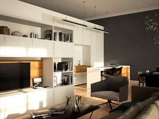 Remodelação de Apartamento Mouzinho Porto por PROJETARQ