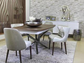 Sala de Jantar moderna: Salas de jantar  por Glim - Design de Interiores
