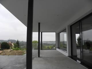 Construcción de una VIVIENDA MODULAR en Asturias de GPVArquitectos
