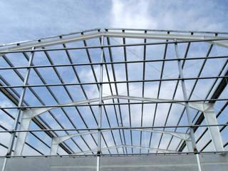 :  de estilo  por Construcciones y Soluciones de Acero SA de CV