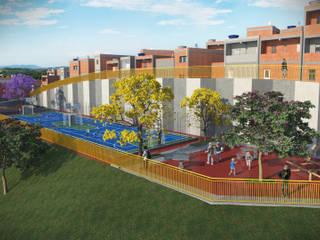 Comunidade Parque das Flores por Arquitetos Urbanistas Planejamento e Projetos Ltda