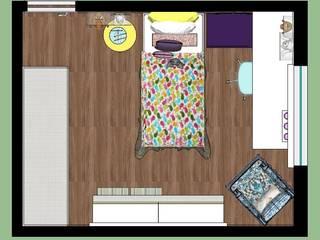 Moderne Kinderzimmer von Nume Design de Ambientes Modern