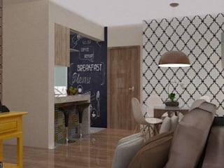 Moderne Wohnzimmer von Nume Design de Ambientes Modern