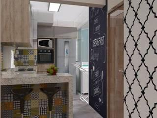 Moderne Küchen von Nume Design de Ambientes Modern