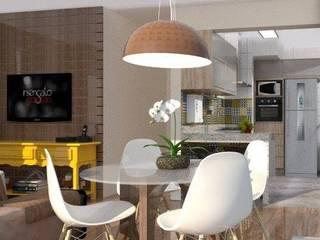 Moderne Esszimmer von Nume Design de Ambientes Modern