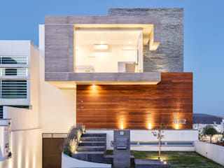 SANTIAGO PARDO ARQUITECTO Single family home