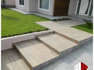 Arquiteto Fernando Dela Justina Eclectic style garden
