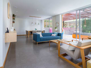 Adrede Diseño Modern living room