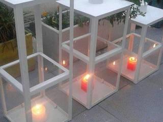 FANAL BLANCO:  de estilo  por Iluminacion creativa.