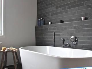 Modern bathroom by Antalya Fayans Ustası - 0 546 737 07 38 Modern