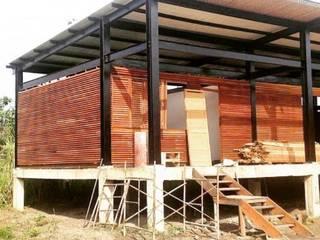 Escuela Taller de Tumaco: Estudios y despachos de estilo  por Fabric3D, Rural