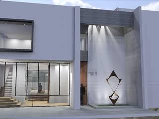 Casa VELANDIA : Casas de estilo  por SG Arquitectos, Moderno