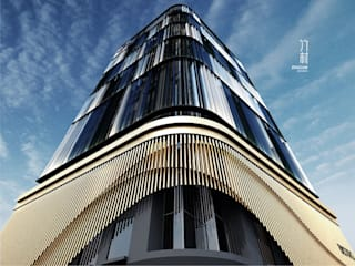 Modern hotels by 竹村空間 Zhucun Design Modern