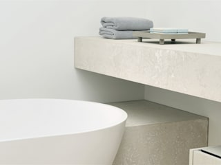 J.PHINE BathroomBathtubs & showers Sandstone White