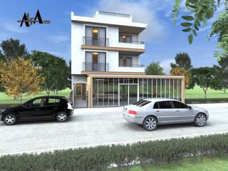 Halil Sagöz Modern Evler alfa mimarlık Modern