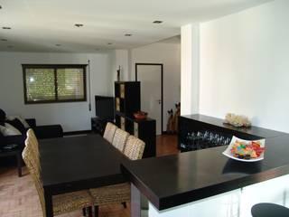 Salas de jantar  por Artglam - construção