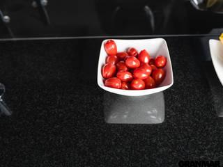 مطبخ تنفيذ GRANMAR Borowa Góra - granit, marmur, konglomerat kwarcowy