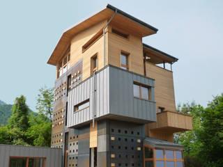 Marlegno Modern Houses Wood