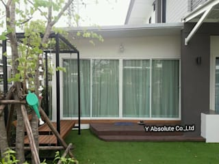 งานต่อเติมบ้าน กิ่งแก้ว:   by Y Absolute Co.,Ltd