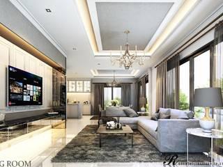 บ้านพักอาศัย 2 ชั้น :   by Room 207 Thailand