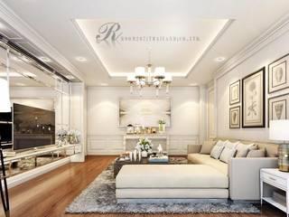 บ้านพักอาศัย 3 ชั้น:   by Room 207 Thailand