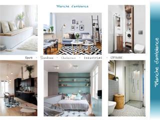 Appartement de 22m2 par Sb Design Concept