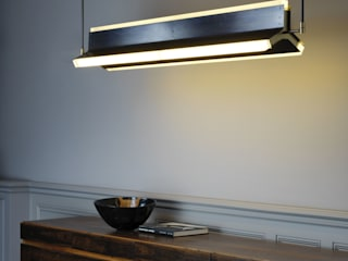 Rayon pendant CTO Lighting Ltd 餐廳照明 金屬 Amber/Gold