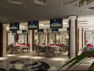 MOGAN GROUP Mimarlık Dekorasyon İnşaat LTD. ŞTİ. – hipodrom iç tasarım : rustik tarz tarz Oturma Odası