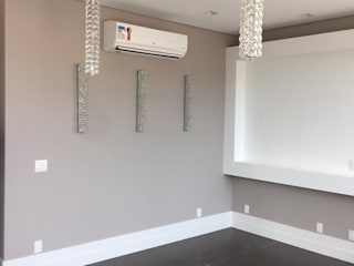 Conceito Ar Condicionado Living roomFireplaces & accessories