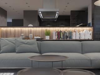FARGO DESIGNS – URLA EV:  tarz Oturma Odası