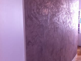 Stuc marmorino:  de style  par AR Decor - Peinture de décoration