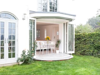The Hermitage Modern windows & doors by Simplicity Timber Solutions Ltd Modern