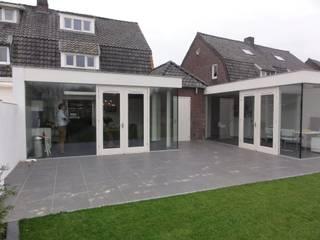 Vebrouwing woning:  Huizen door Voss architecture,