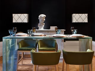 Bona Modern dining room Wood Wood effect