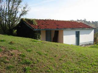 Casa de Campo Igaratá por Arquitetos Urbanistas Planejamento e Projetos Ltda