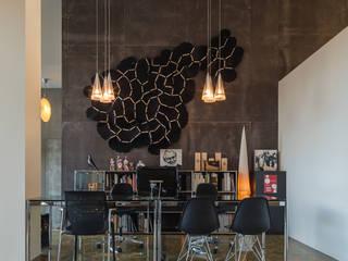 Salones de estilo moderno de INAIN Interior Design Moderno