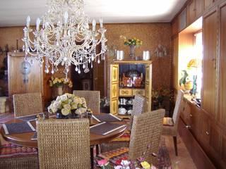 Proyecto en de una villa estilo rùstico y vintage:  de estilo  de Dr. Stange Consulting