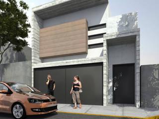 房子 by Protocolo Ingeniería & Arquitectura,