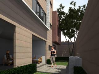 FB COUSSIN 33 Casas modernas de Protocolo Ingeniería & Arquitectura Moderno