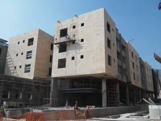 AMENIDADES VENTANAS COYOACÁN Gimnasios domésticos modernos de Protocolo Ingeniería & Arquitectura Moderno