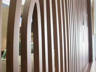 Divisórias vazadas - Elegância e Funcionalidade por Glim - Design de Interiores Moderno