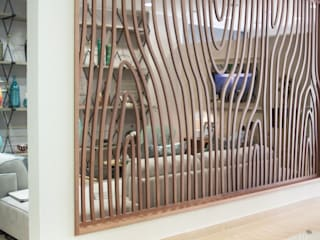 Divisória:   por Glim - Design de Interiores