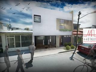 CASA PaTR: Casas de estilo  por 440 Taller