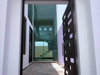 CASA ERIKA Casas modernas de ARQUITECTOS BARRERA OSORIO Moderno