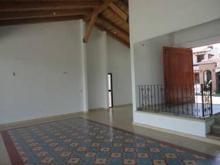 CASA PUEBLO MAGICO Salones rurales de ARQUITECTOS BARRERA OSORIO Rural